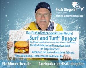 Surf and Turf Facebook Homepage