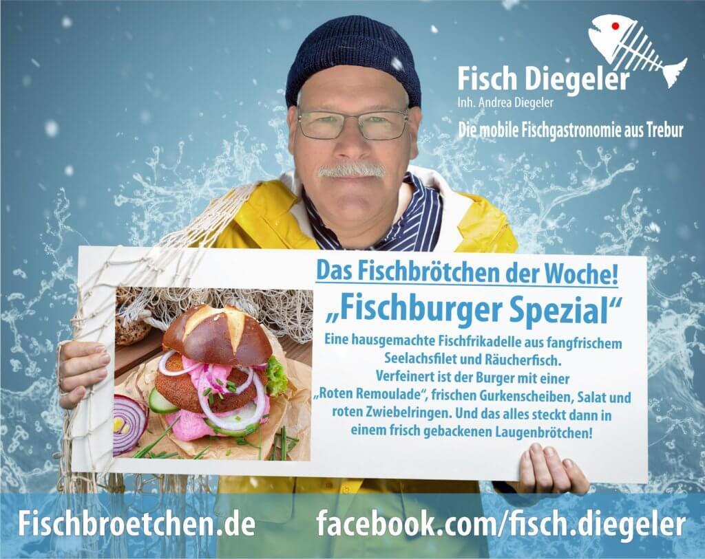 Fischburger Facebook