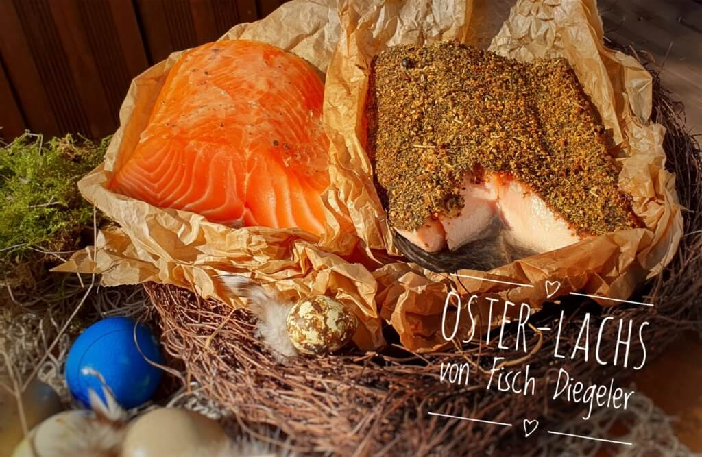 Oster-Lachs