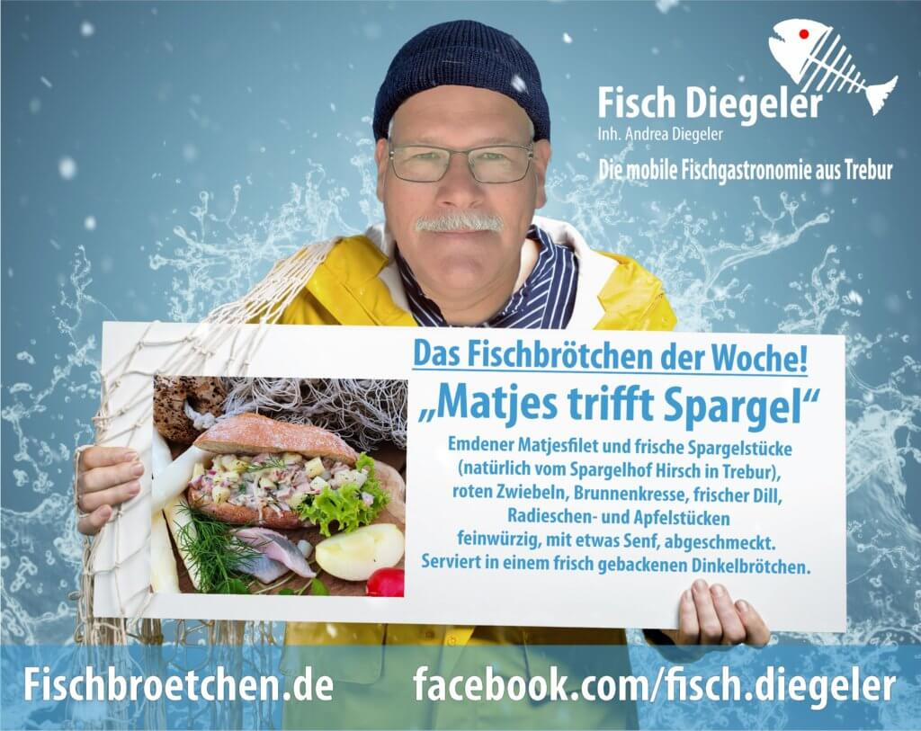 Matjes und Spargel Facebook