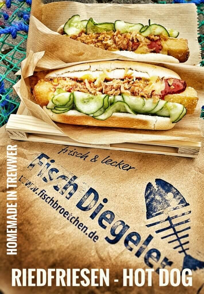 Hot Dog klein