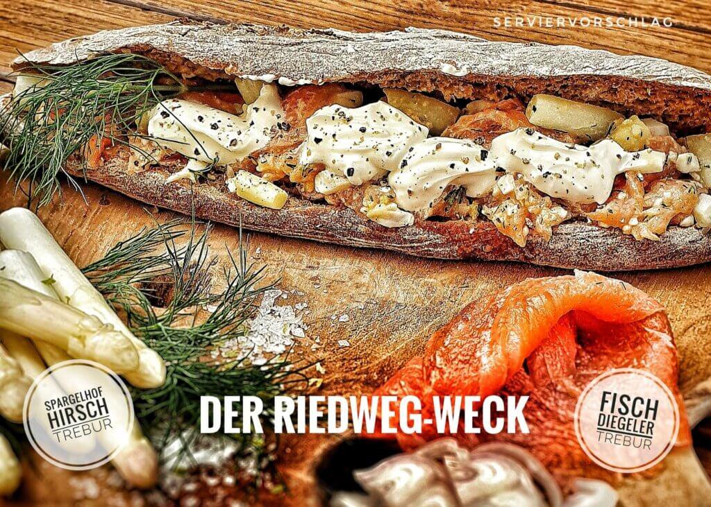 Riedwegweck Homepage